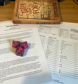 Rivers of London RPG update: playtesting the rules