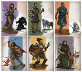 RQ Starter Set Design Diary #4: more about the new adventurers