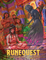 The Red Book of Magic: an essential RuneQuest expansion for players and Gamemasters alike