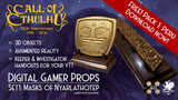 Celebrate 40 years of Call of Cthulhu with FREE Digital Gamer Props from our friends at Type 40