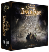 Call of Cthulhu Terror Paths: Sandy Petersen returns again to Lovecraftian gaming with a new board game