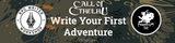RPG Writer Workshop returns in November: write your first Call of Cthulhu adventure!