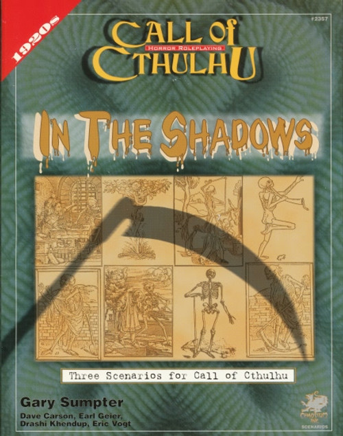 In the Shadows PDF