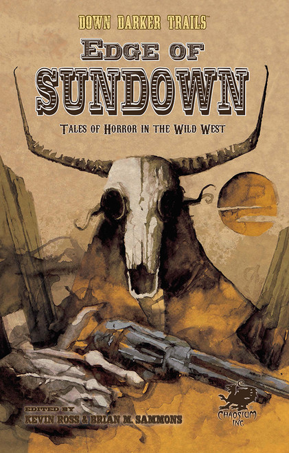 Down Darker Trails: Edge of Sundown eBook