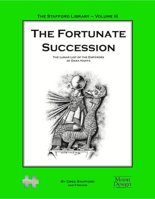 The Fortunate Succession Cover