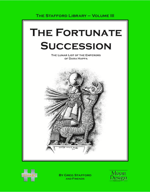 The Fortunate Succession Cover
