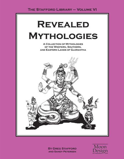 Revealed Mythologies cover