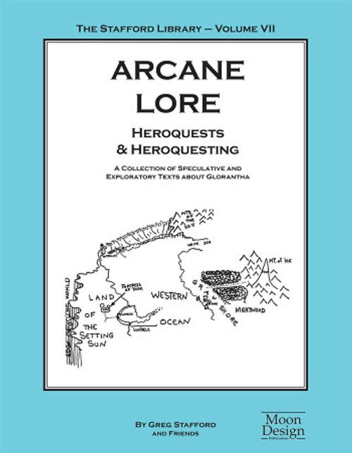 Arcane Lore cover