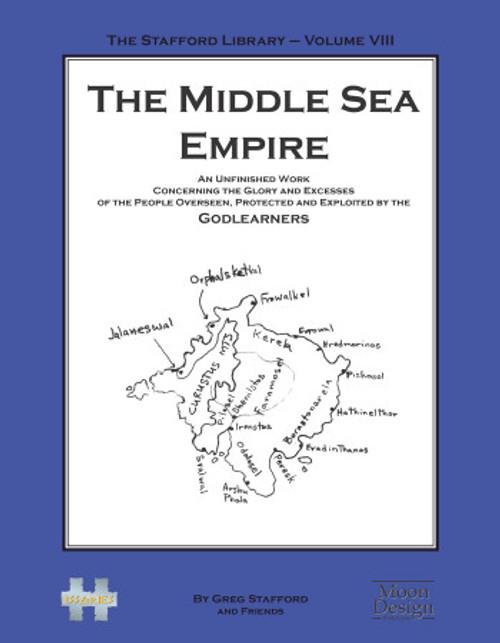 The Middle Sea Empire cover