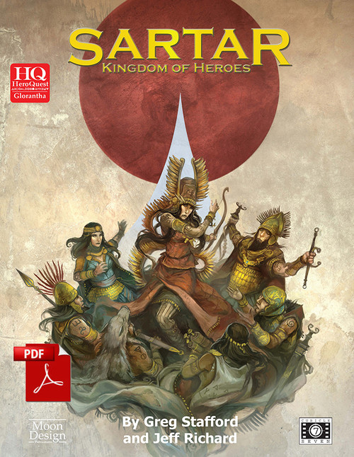 Sartar: Kingdom of Heroes - PDF