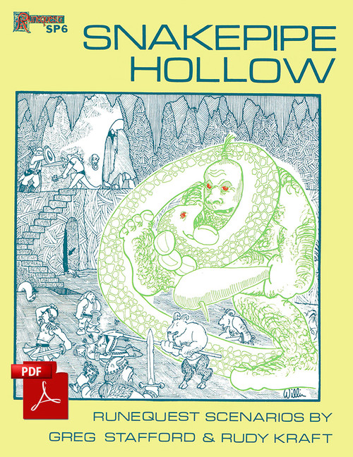 Snake Pipe Hollow - Front Cover