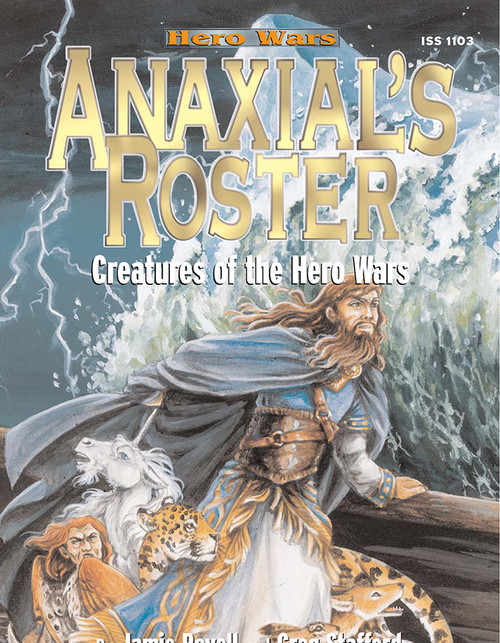Anaxial‰Ûªs Roster cover