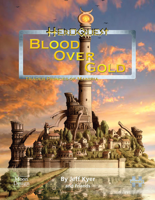 ISS1307 - Blood over Gold