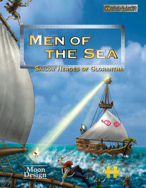 1305 - Men of the Sea cover