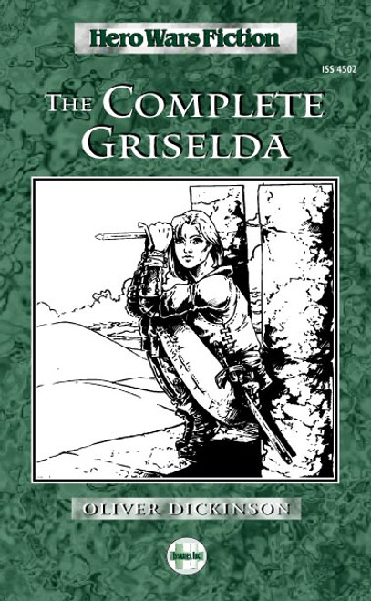 ISS4502 - The Complete Griselda