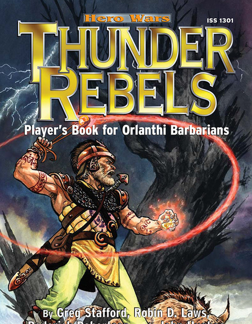 Thunder Rebels cover