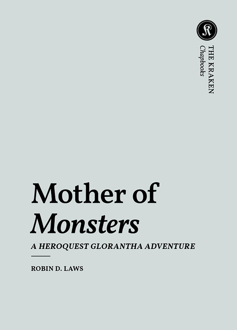 Mother of Monsters - Front Cover