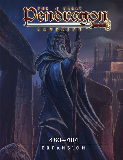 Uther Expansion - Front Cover
