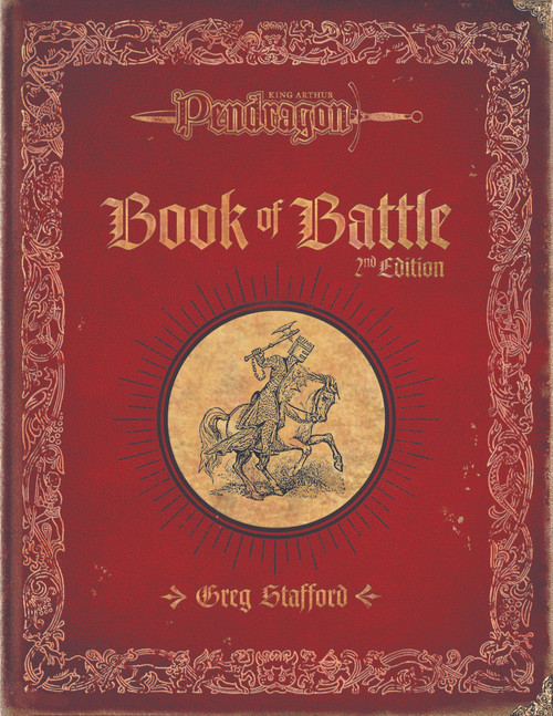 Book of Battle V2 - Front Cover