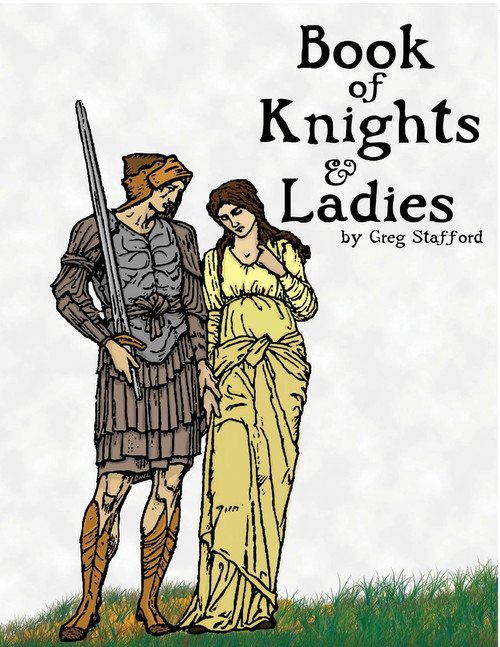 Book of Knights & Ladies - Front Cover