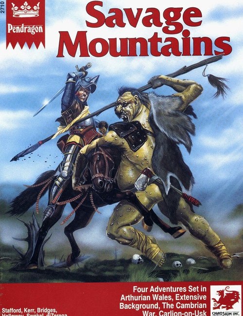 Savage Mountains - PDF