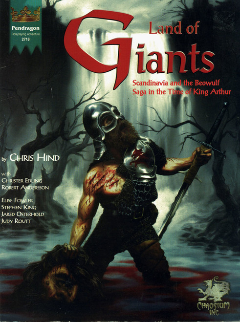 Land of Giants - Front Cover
