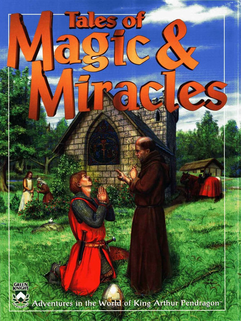 Tales of Magic and Miracles - Front Cover