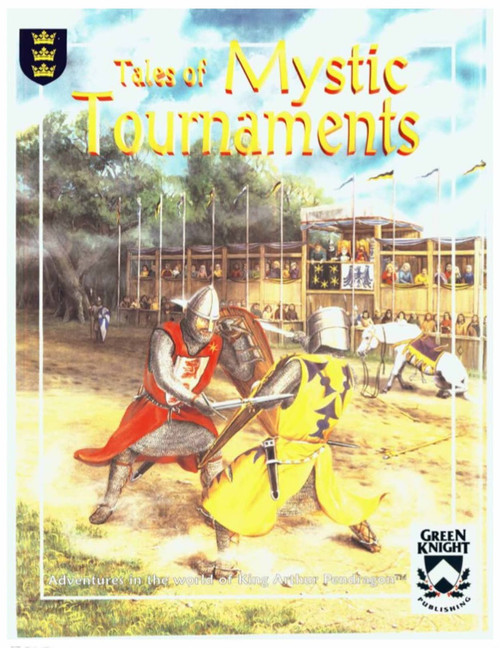 Tales of Mystic Tournaments - Front Cover