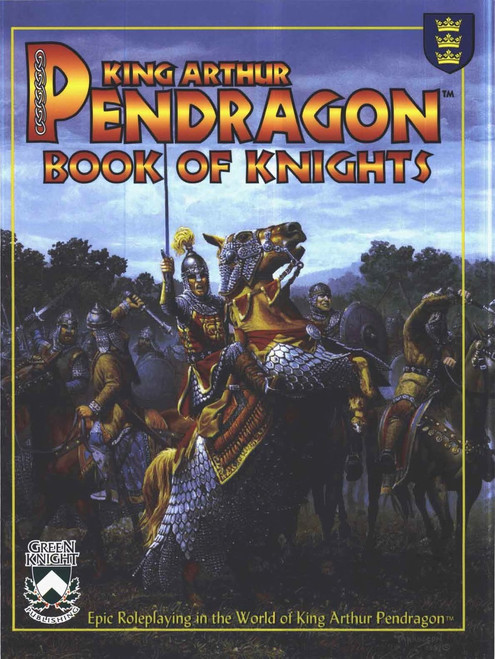 The Book of Knights - Front Cover