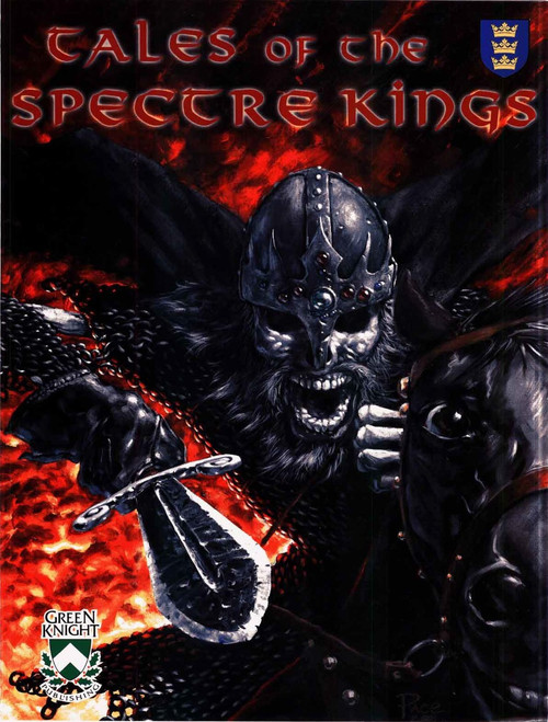 Tales of the Spectre Kings - Front Cover