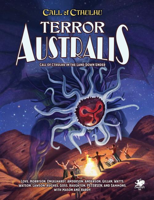 Terror Australis - Front Cover