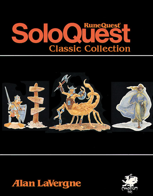 SoloQuest Classic Collection - Front Cover