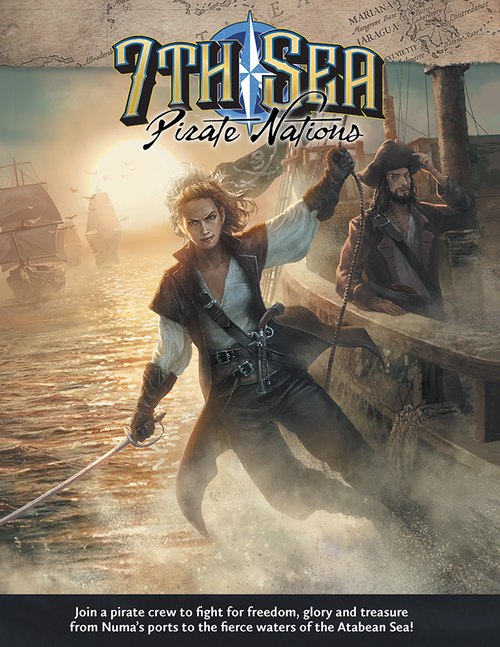 Pirate Nations - Front Cover