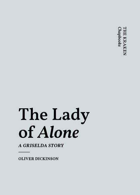 The Lady of Alone - Front Cover
