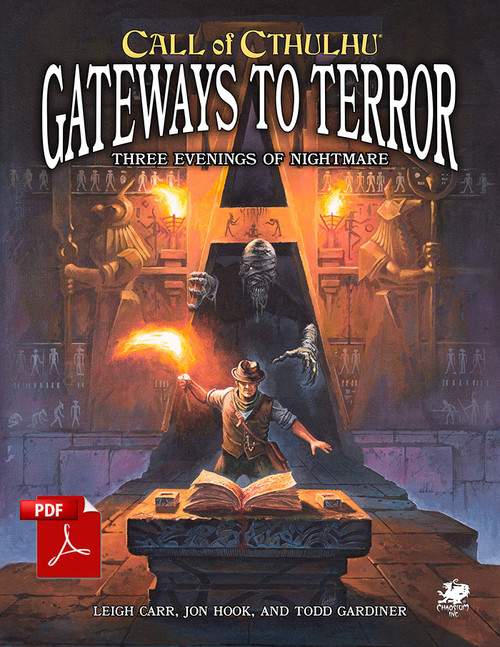 Gateways to Terror - Front Cover