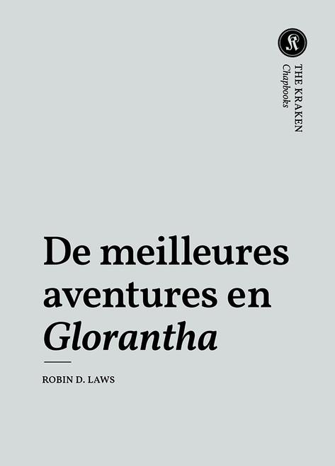 De meilleures aventures en Glorantha - Front Cover
