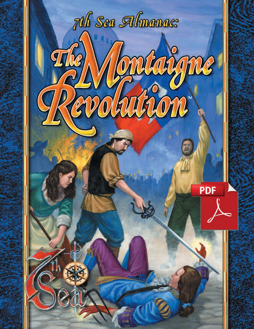 The Montaigne Revolution - Front Cover