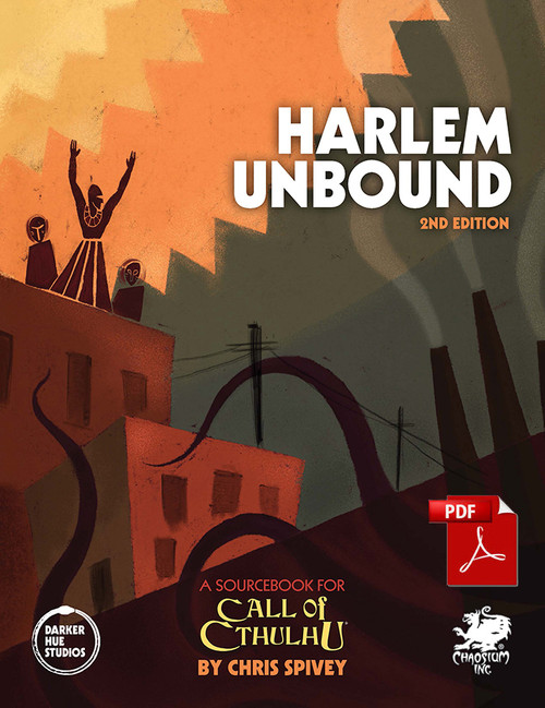Harlem Unbound - Front Cover