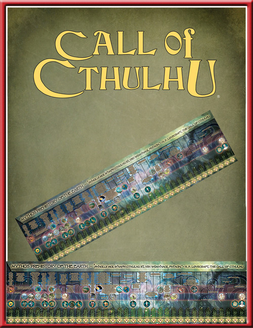 Call of Cthulhu Stratigraph