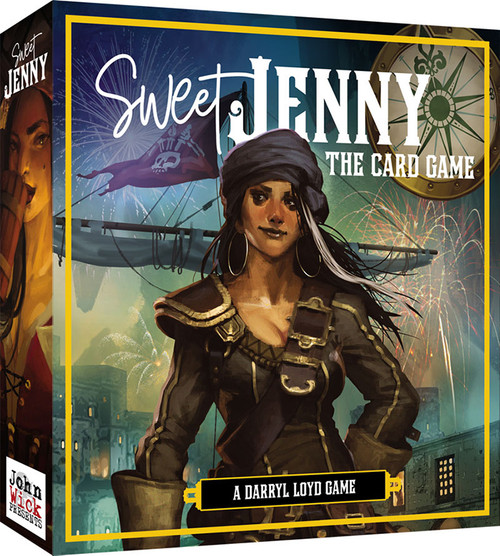 Sweet Jenny - Box