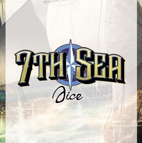 7th Sea - Bone Dice