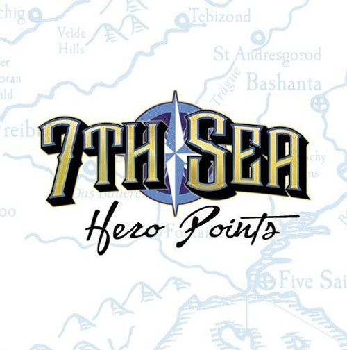 7th Sea - Hero Points