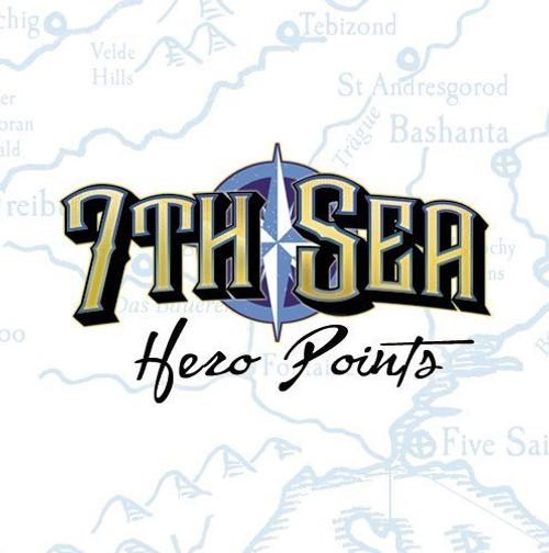 7th Sea - Hero Points