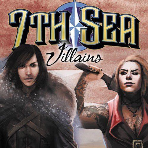 7th Sea - Deck of Villains