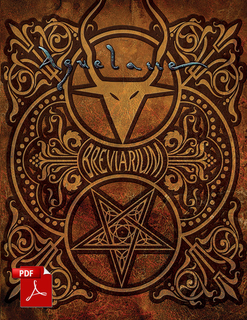 Aquelarre Brevarium - Front Cover