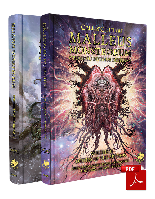 Malleus Monstrorum - Slipcase Cover