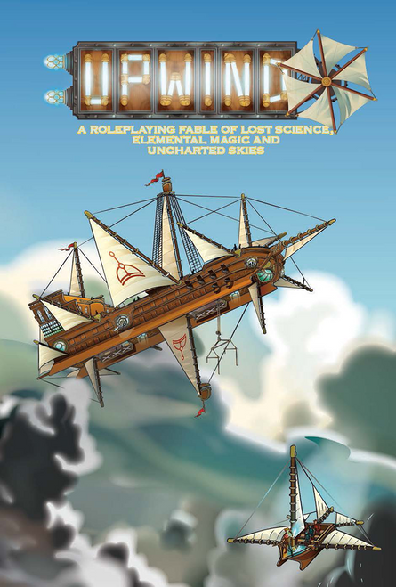 Upwind - Front Cover