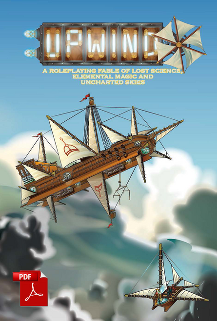 Upwind - Front Cover - PDF