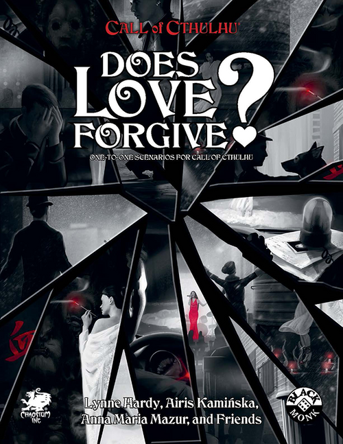 Does Love Forgive? - Front Cover