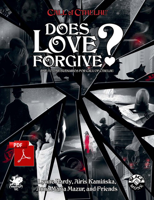 Does Love Forgive? - Front Cover - PDF